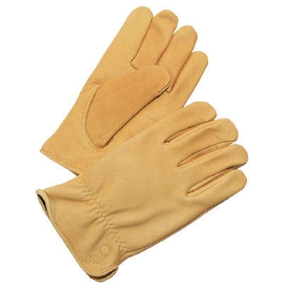 Bellingham Men's Insulated Premium Leather Driving Glove
