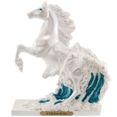The Trail Of Painted Ponies - A Gift from the Sea Figurine