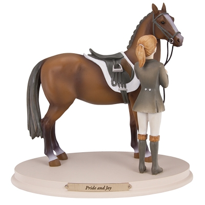 Horse Whispers Pride and Joy Figurine