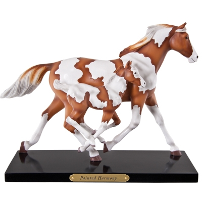 The Trail Of Painted Ponies - Painted Harmony Figurine