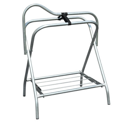 Folding Saddle Stand Deluxe