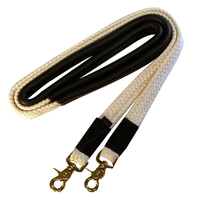 ThinLine Braided Cotton Barrel Racing Reins