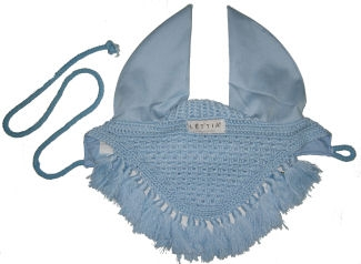 Lettia CoolMax Ear Nets with Fringe