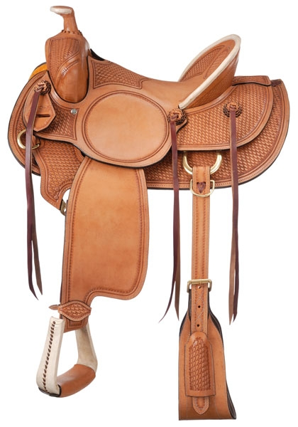 Royal King Roscoe Rancher Saddle