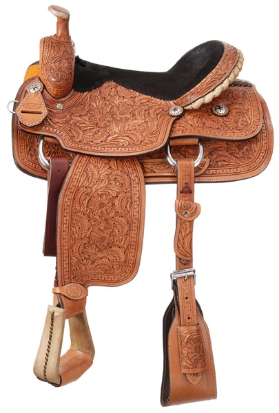 Royal King LaMesa Roper Saddle