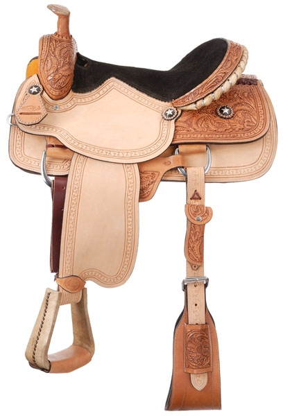 Royal King Grandview Roper Saddle