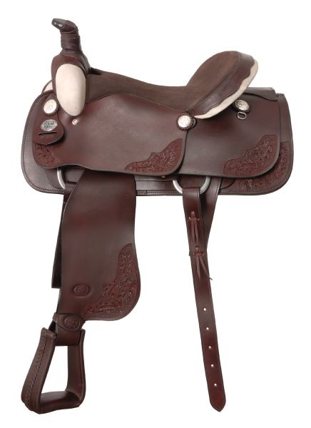 Royal King Texas Roper Saddle Package