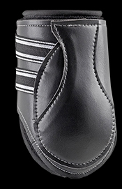 EquiFit D-TEQ Boots with ImpacTeq Liners - Urethane Tab - Hind