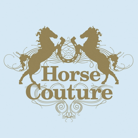 Horse Couture Adult Tee Shirt