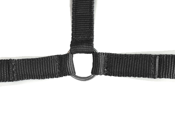 HorZe Y-Shaped Nylon Padded Breast Collar