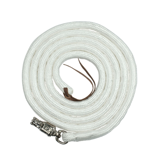 HorZe Lead Rope with Leather End