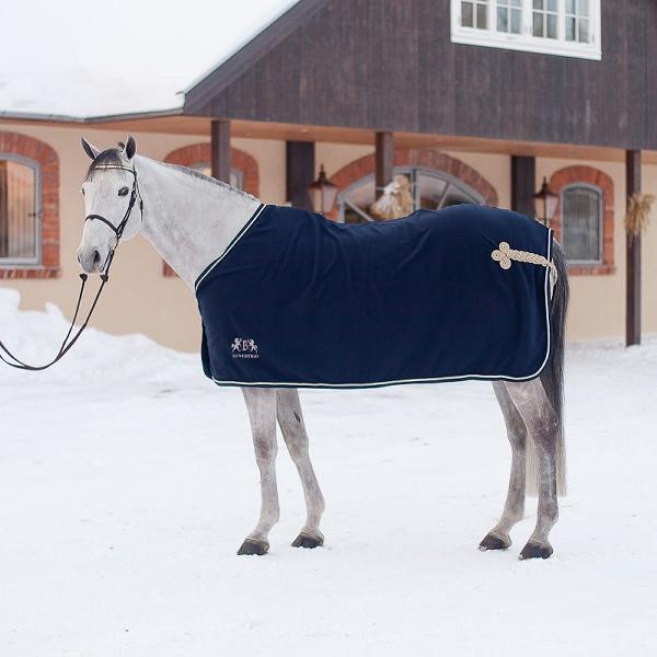HorZe Camelot Microfleece Blanket