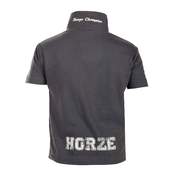 Gara Children's T-Shirt With Jersey Collar