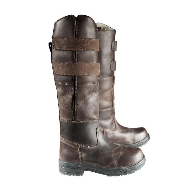HorZe Rovigo Tall Boots