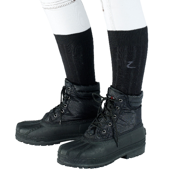 Horze Child's Puddle Boots with Laces