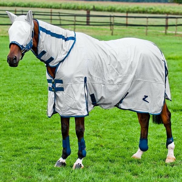 HorZe Flyrug With Detachable Neck