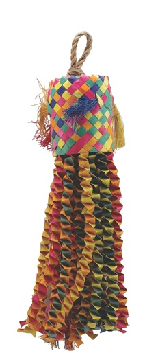 Living World Nature's Treasure Buri Pinata Bird Toy
