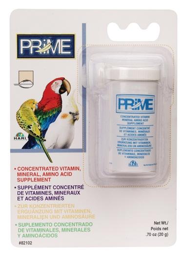 Prime Prime Powder