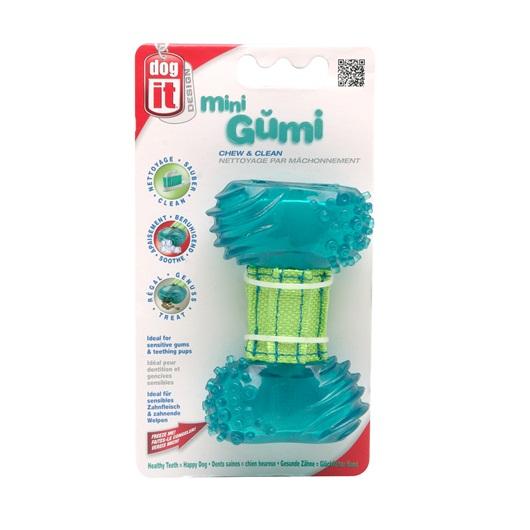 Dogit GUMI Dental Dog Toy - Chew & Clean