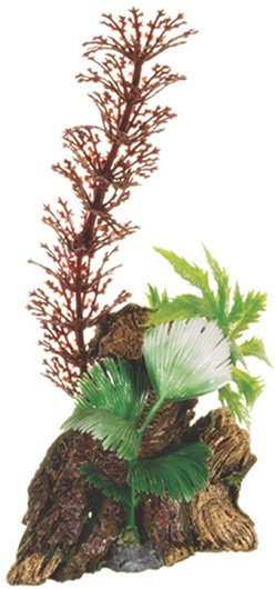 Marina Deco-Wood with Plant