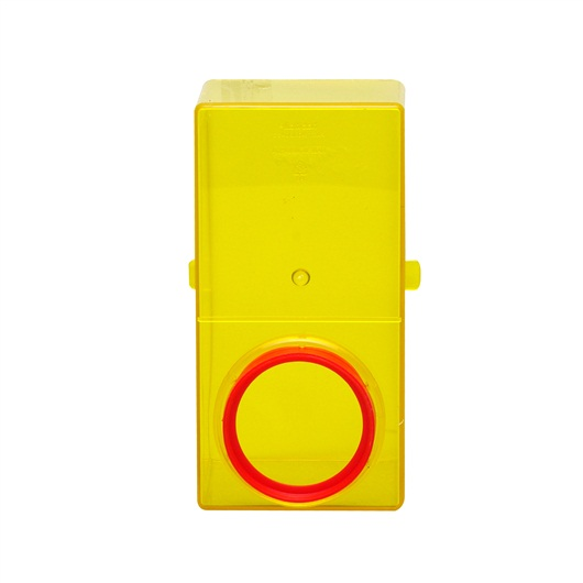 Habitrail Transparent Yellow Base for Playground