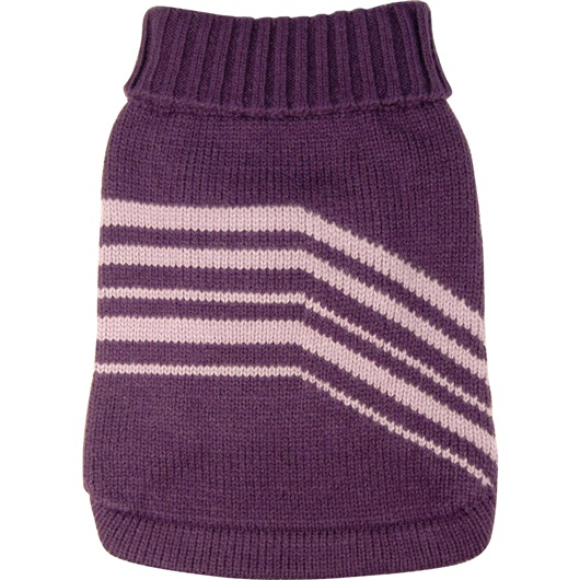 Dogit Style Striped Sweater
