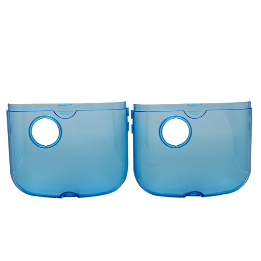Habitrail Blue End Panel for Playground