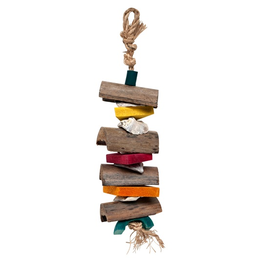 Living World Nature's Treasure Stacking Stalks Bird Toy