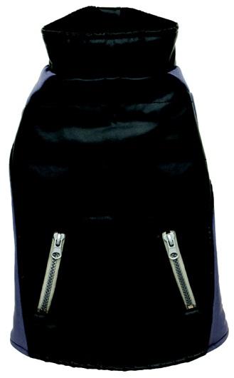 Dogit Faux Leather Matrix Jacket