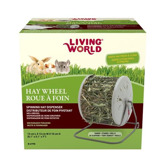 Living World Hay Dispenser