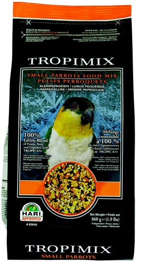 Tropimix Small Parrot Food Mix