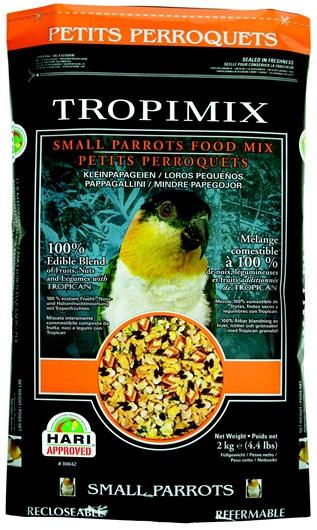 Tropimix Small Parrot Food Mix