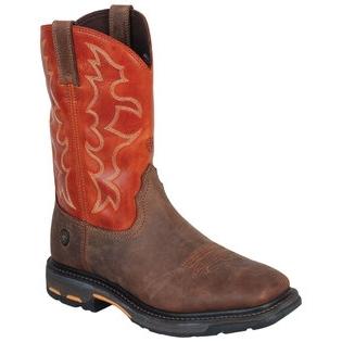 Ariat Men's Workhog Wide Square Toe Boot