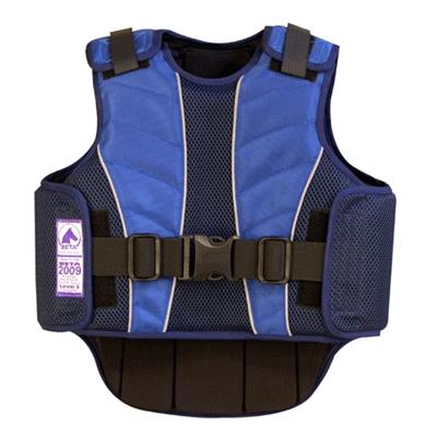 Supra-Flex Child's Body Protector Vest