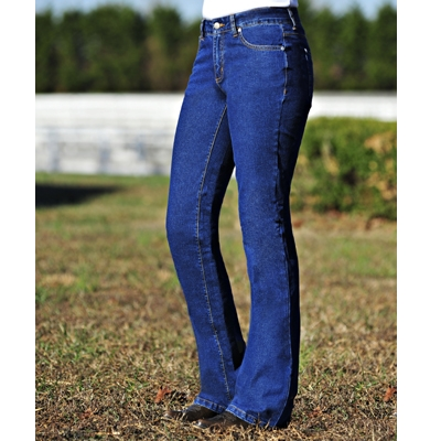 CJ Jeans Co. Women's Riding Jeans - 35'' Length