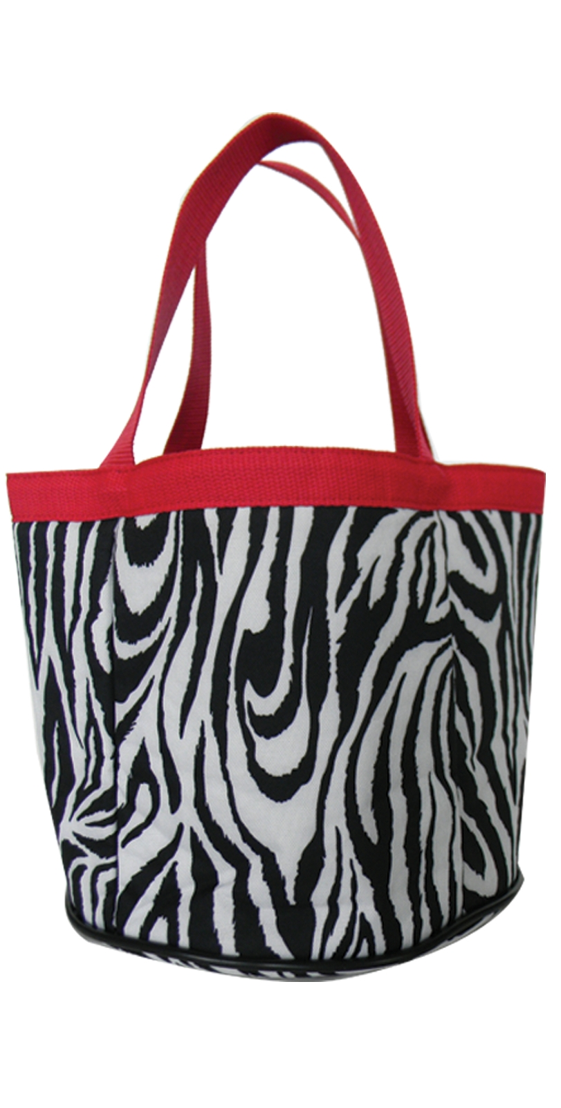 Lami-Cell Zebra Small Tote
