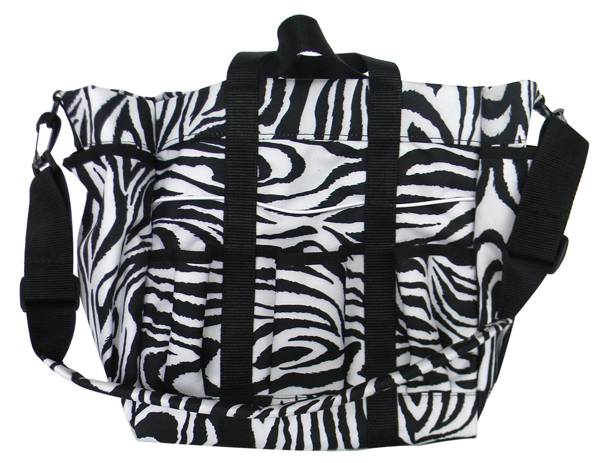 Lami-Cell Zebra Large Tote