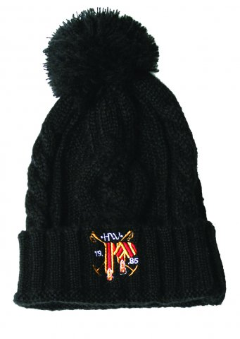 Horseware Newmarket Knitted Bobble Hat