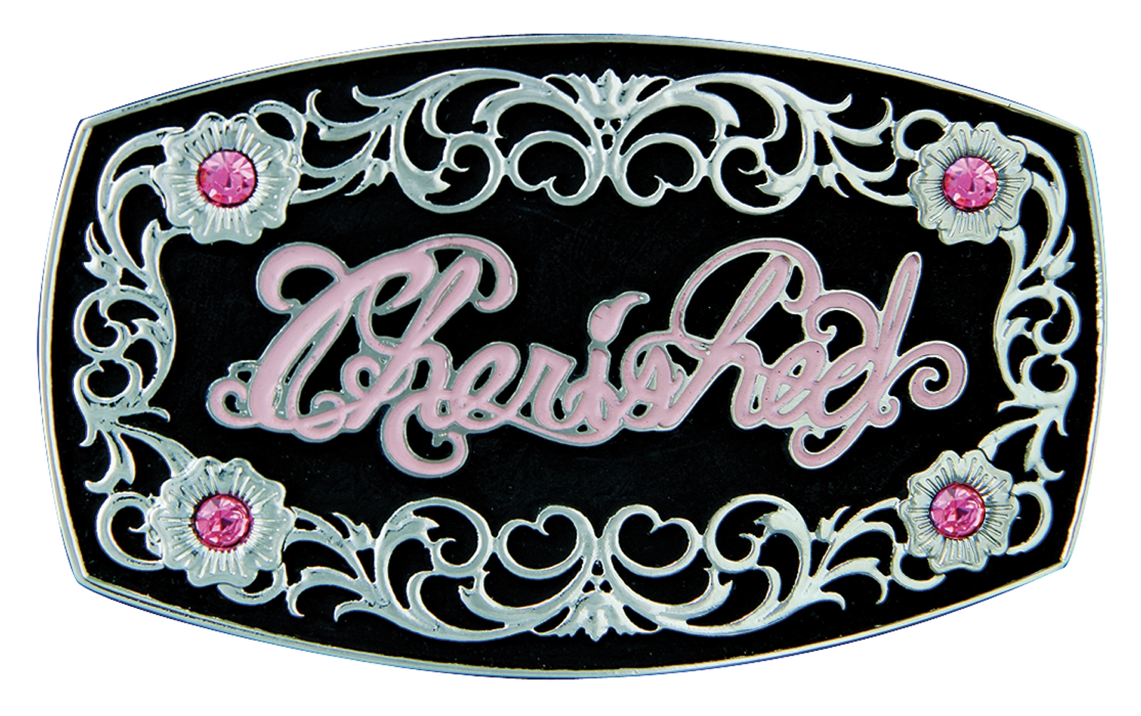 Montana Silversmiths For one Who Is Cherished Attitude Buckle