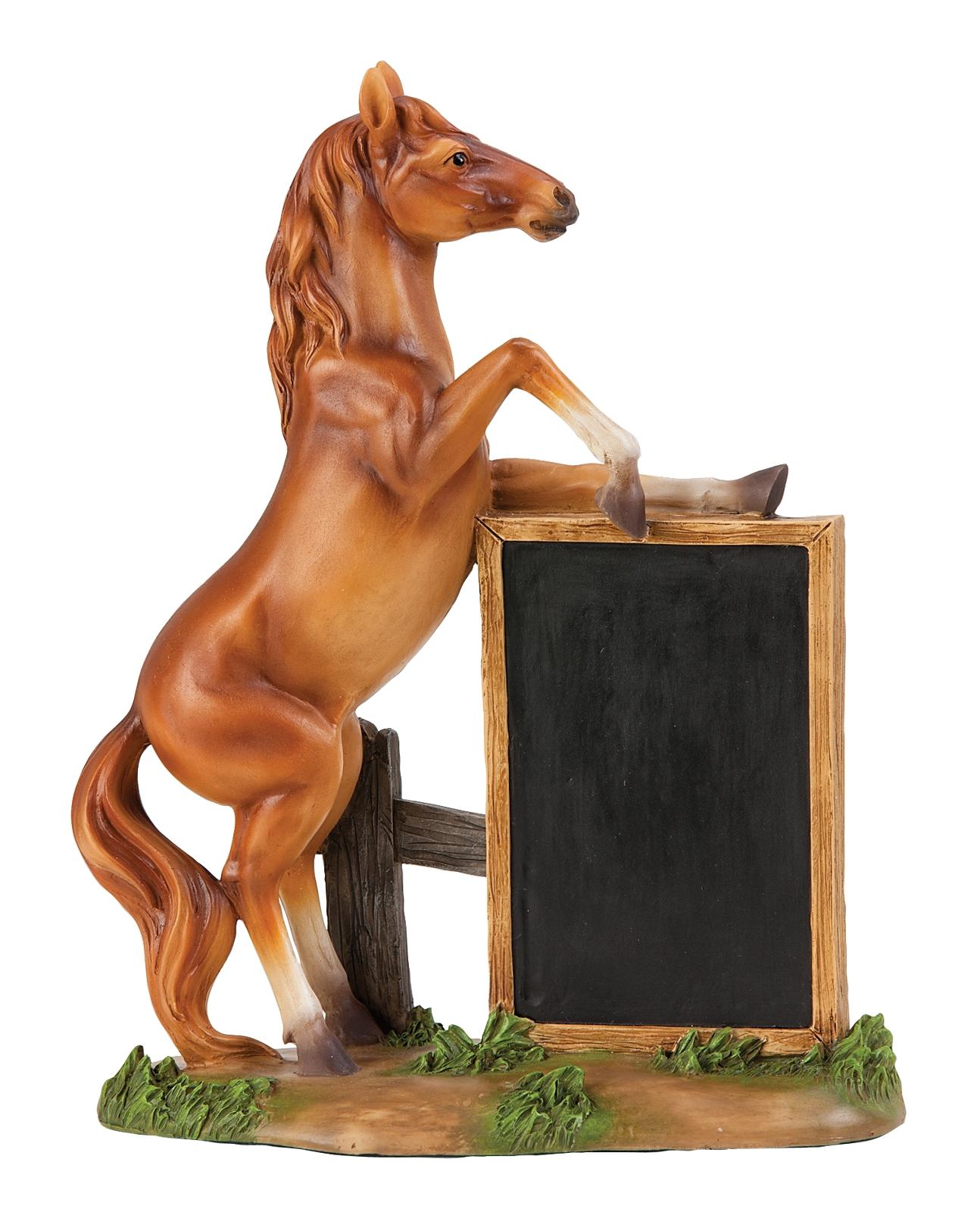 Montana Silversmiths Playful Horse Chalkboard