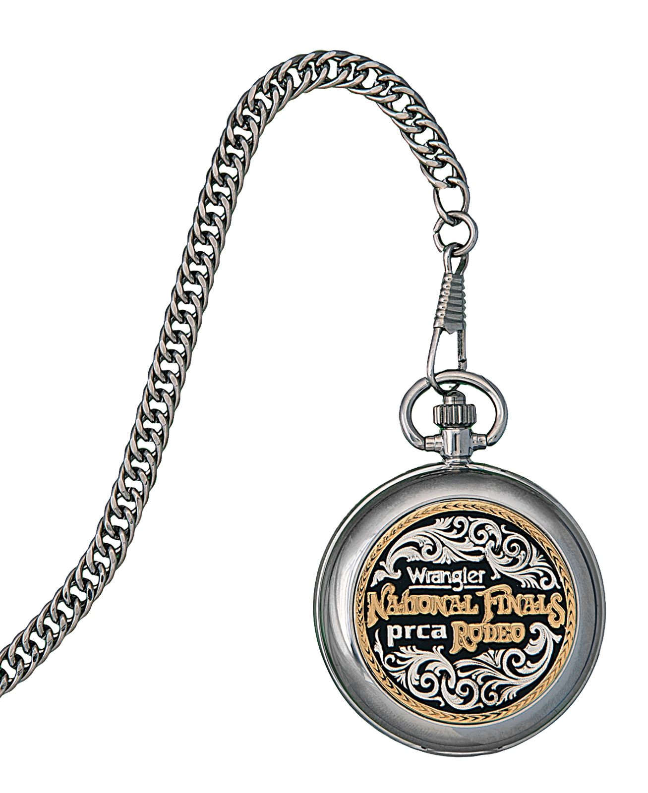 Montana Silversmiths 2013 WNFR Pocket Watch