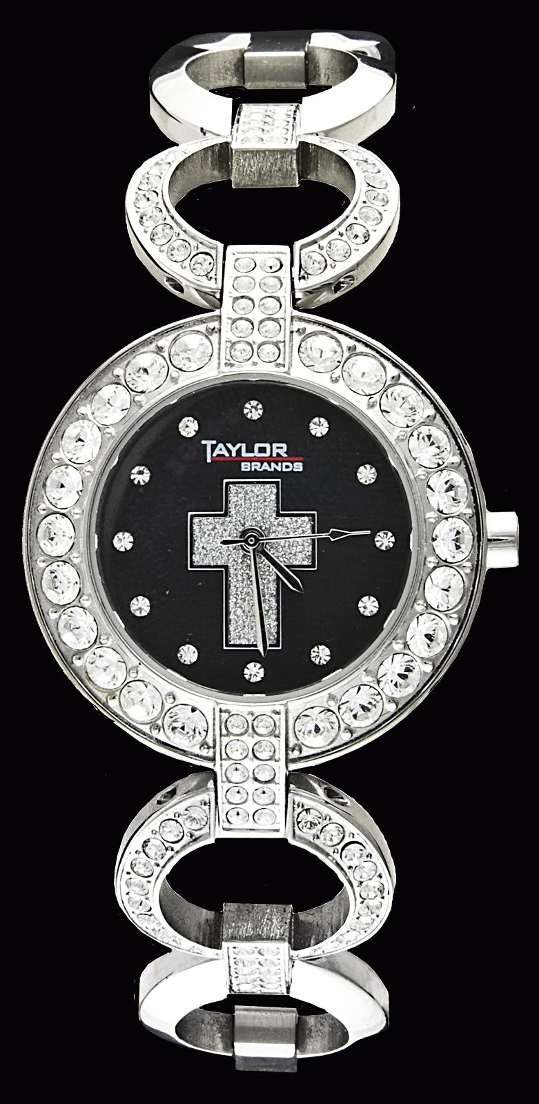Western Edge Ladies Cross Toggle Watch