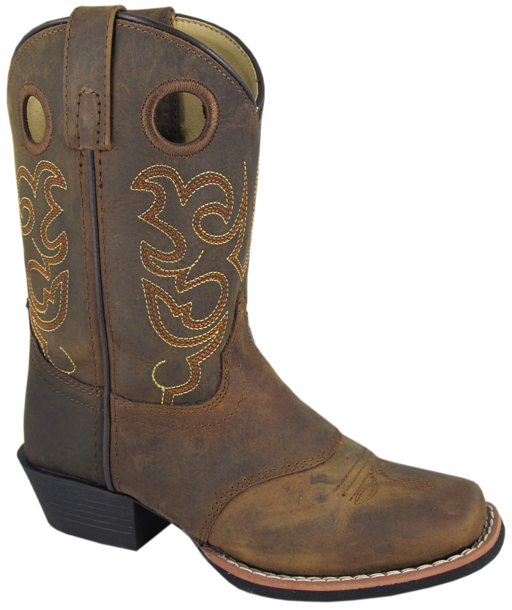 Smoky Mountain Child's Sedona Leather Western Boot