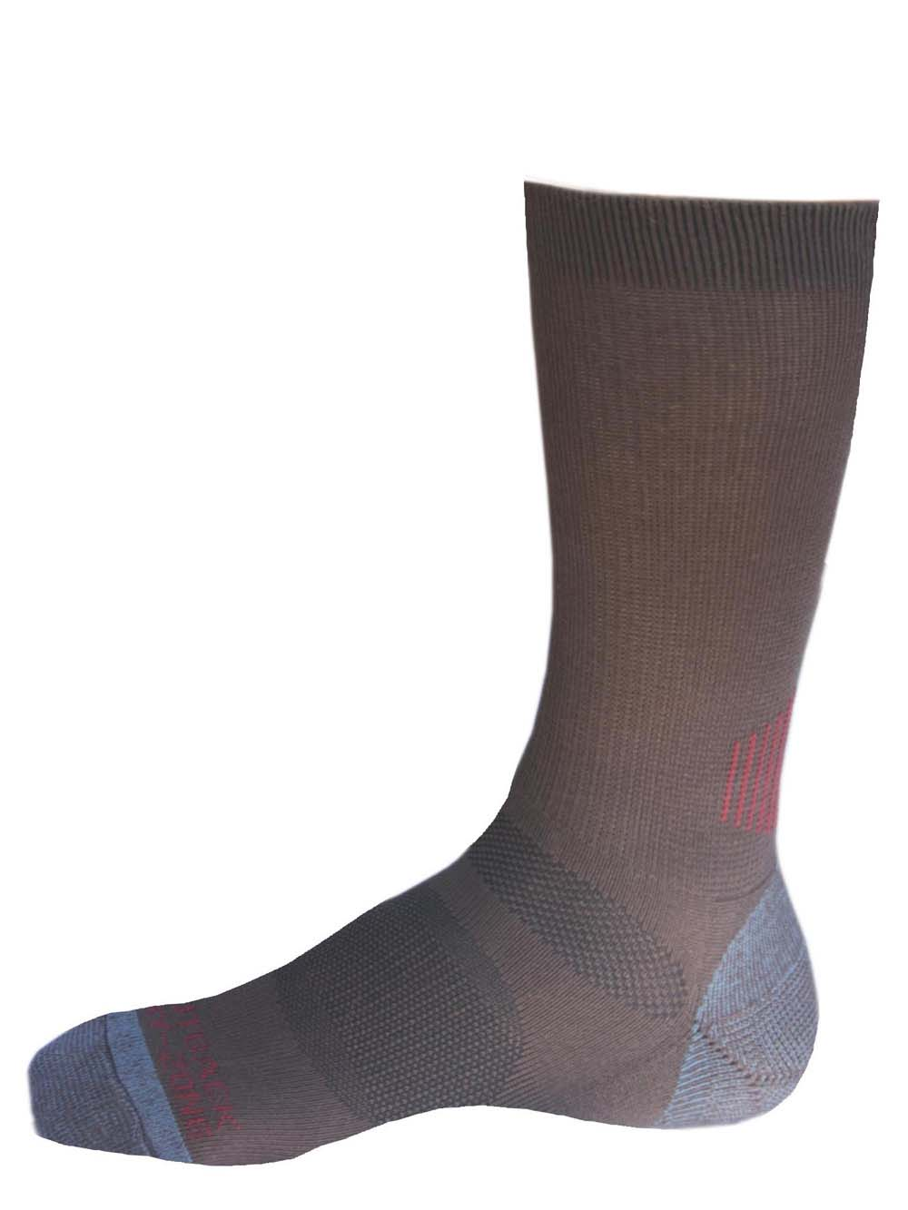 Outback Trading Mens Ankle Sock