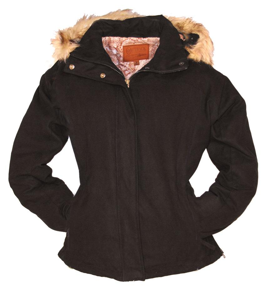 Outback Trading Ladies Gold Cup Jacket