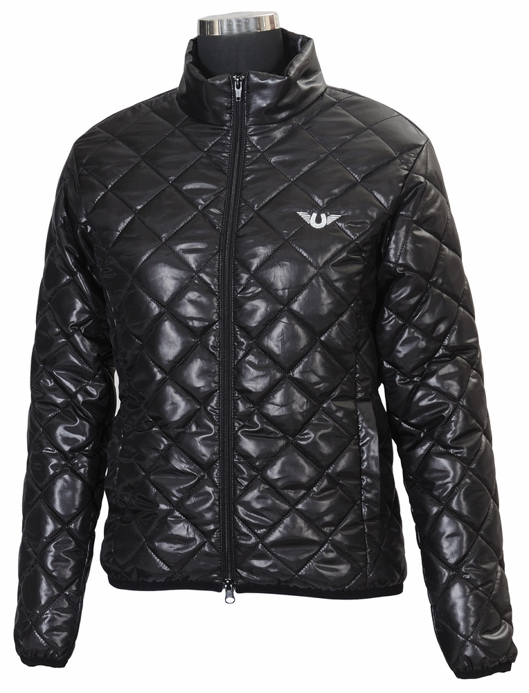Tuffrider Alpine Quilted Jacket Ladies