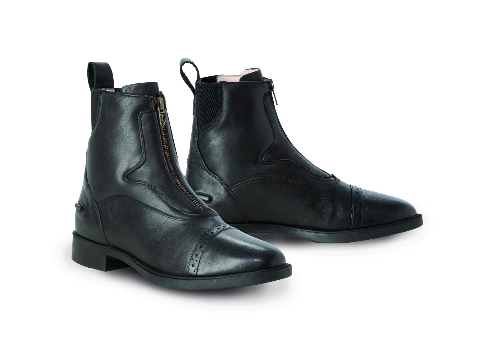 Tredstep Ireland Giotto Front Zip Paddock Boots