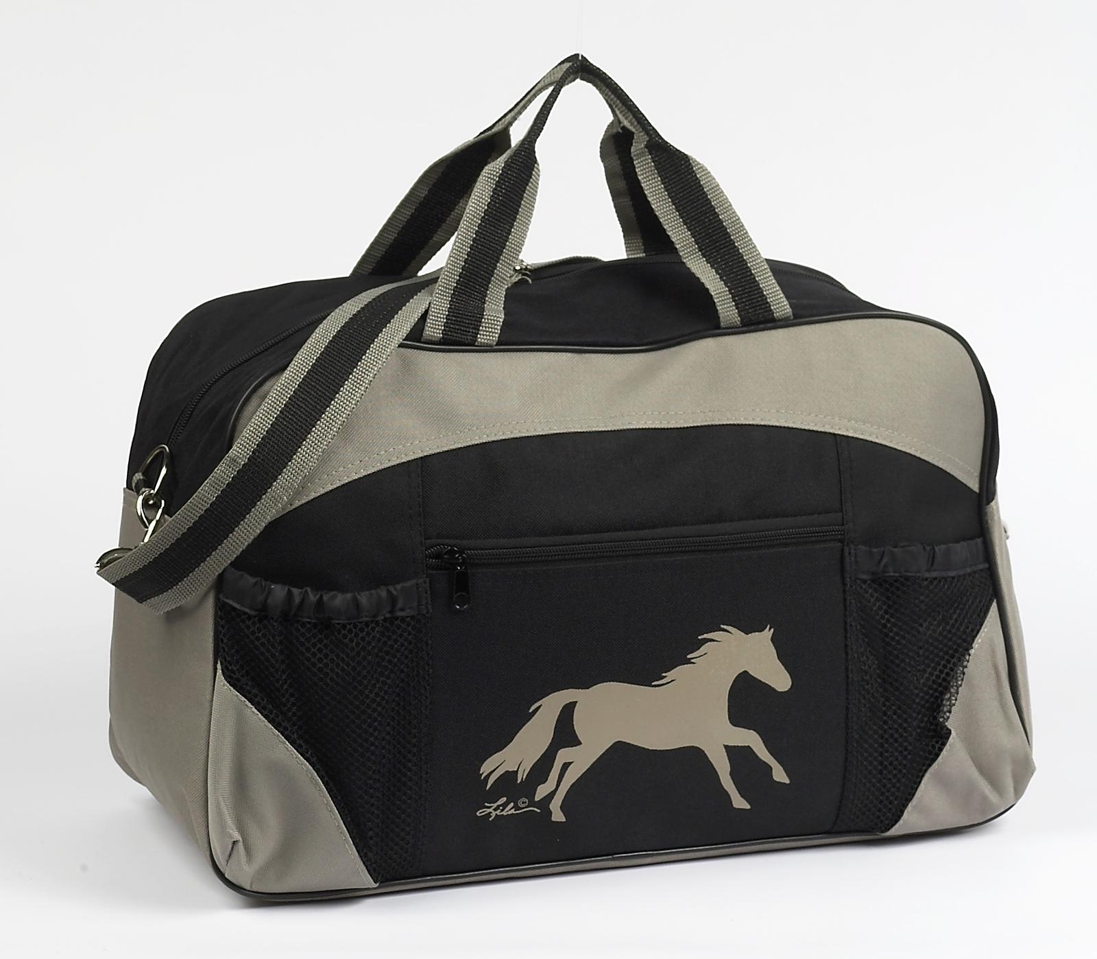 Lila Blakeslee Running Horse Duffle Bag