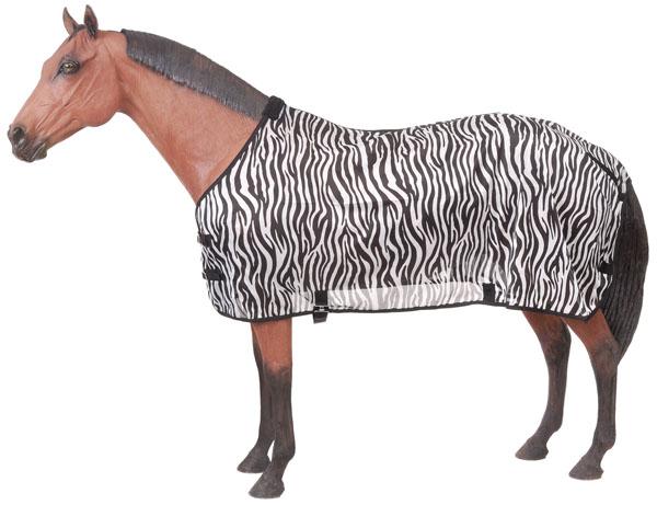 Tough-1 Zebra Mesh Fly Sheet