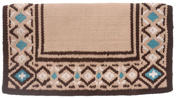 Tough-1 Diamond Wool Saddle Blanket
